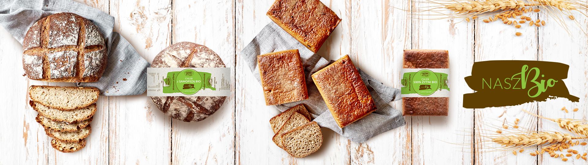 nasze chleby BIO