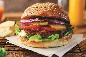 Hamburger Grzybkowy