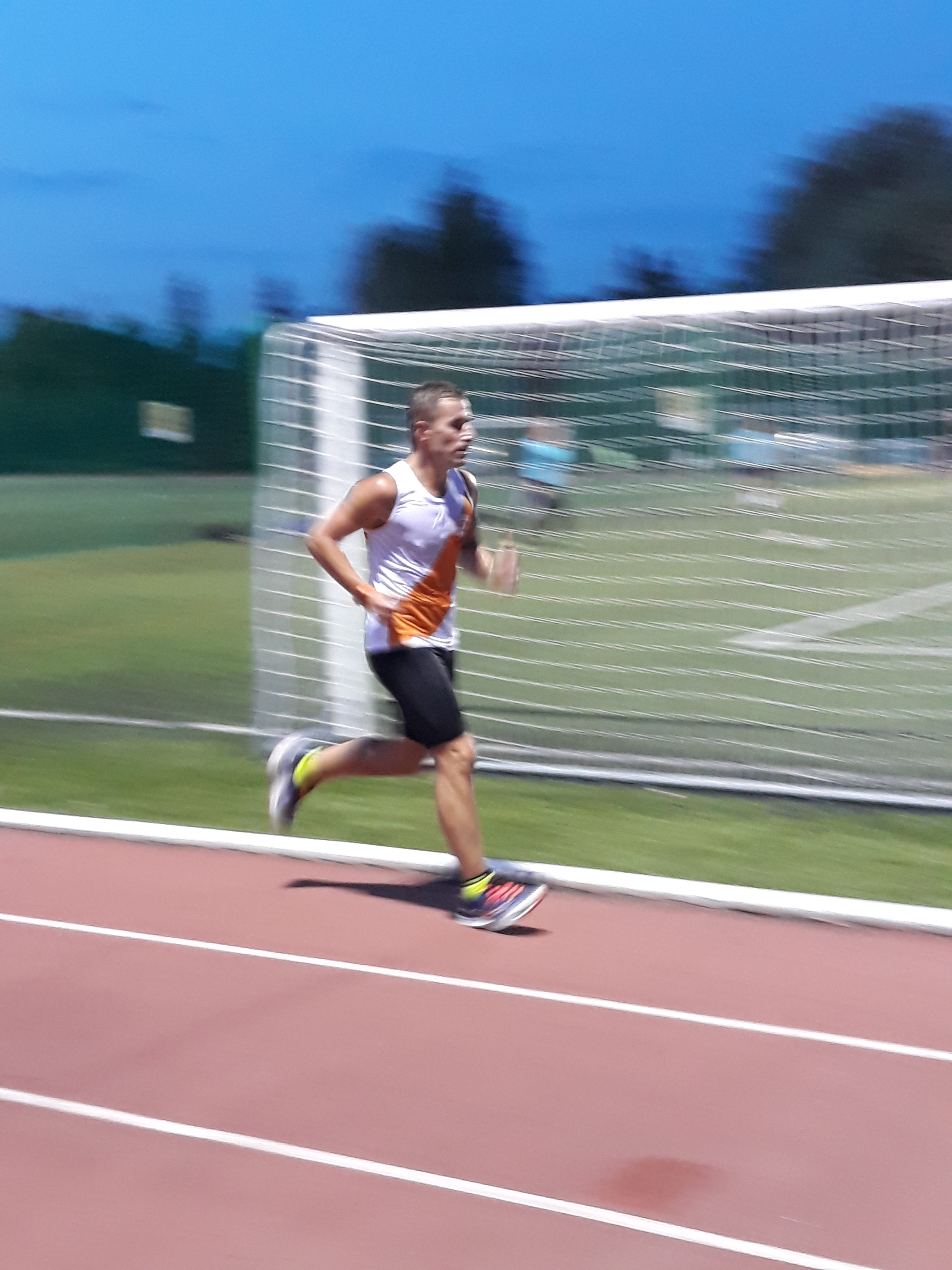 Trening przed ultramaratonem!