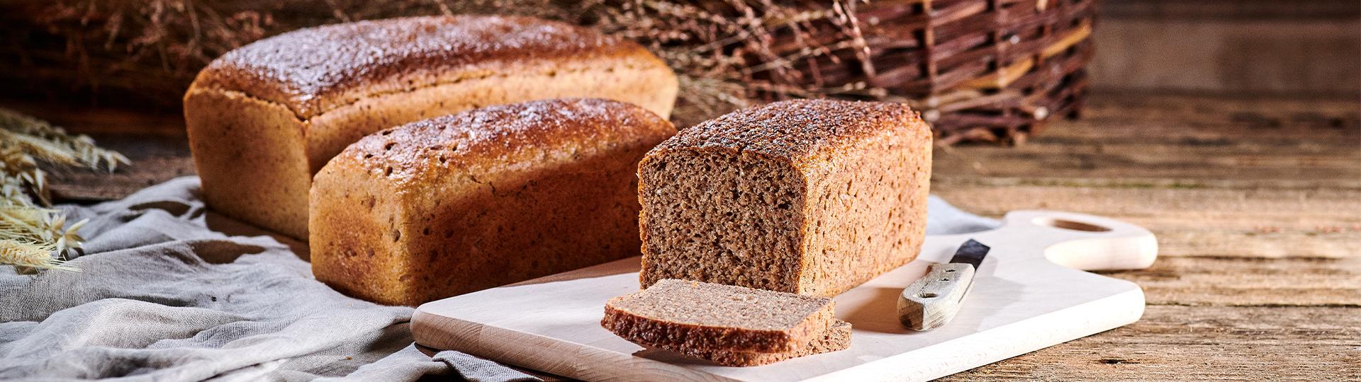 Chleby o niskim IG