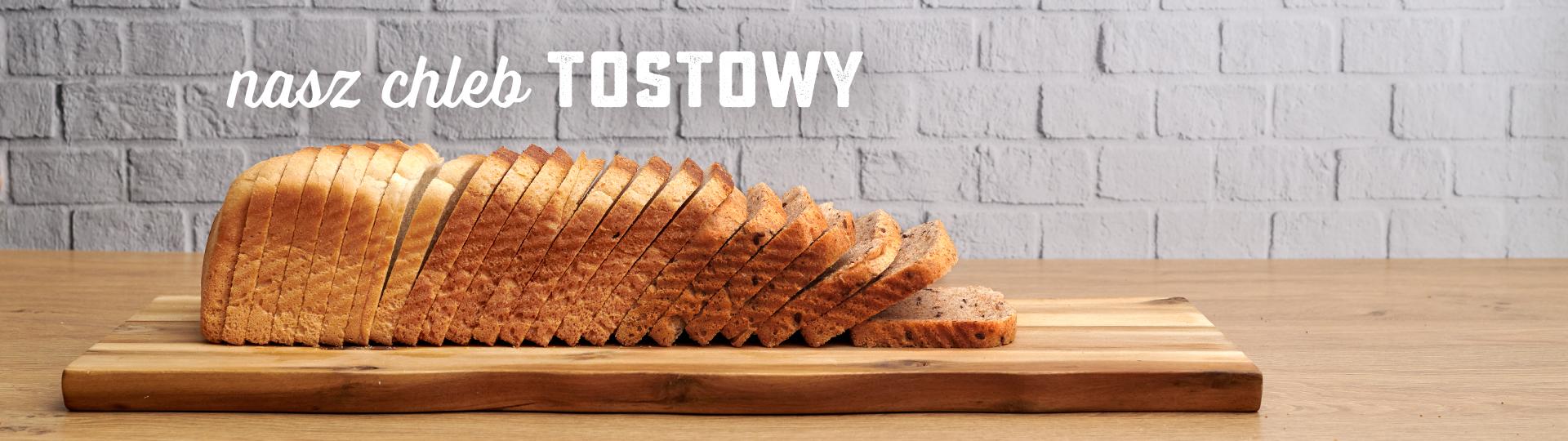 pieczywo tostowe