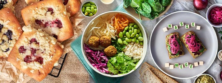 GO VEGAN – wegańskie produkty w Grzybkach