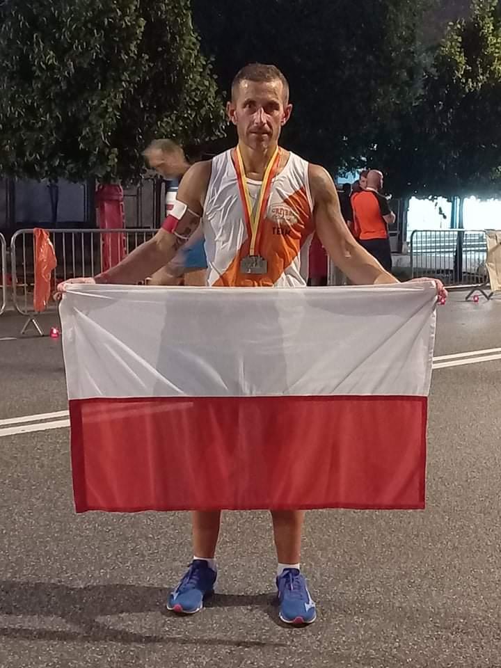 Bieg Powstania Warszawskiego - Warszawa 7 sierpnia 2021 r.